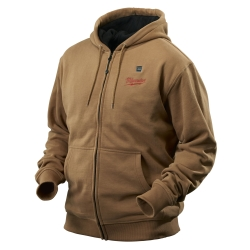 M12 Cordless Khaki Heated Hoodie Kit - 3X