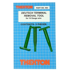 Thexton Automotive Electrical Tools - Deutsch Terminal Removal Tools for 14 gauge wire - ISN at Sears.com