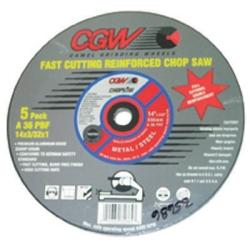 ITEM - 14X3/32X1 Dbl Rein Chop Saw5pk - ISN at Sears.com